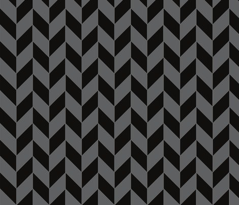 Black-gray_herringbone