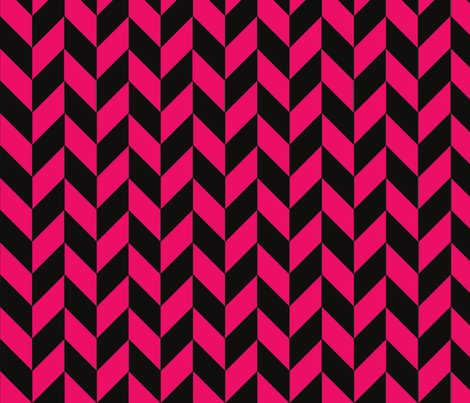 Black-pink_herringbone