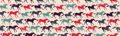 wild horses - multi