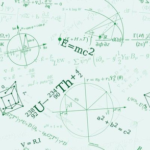 Equations (Green)