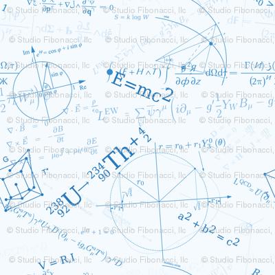 Equations (Blue)