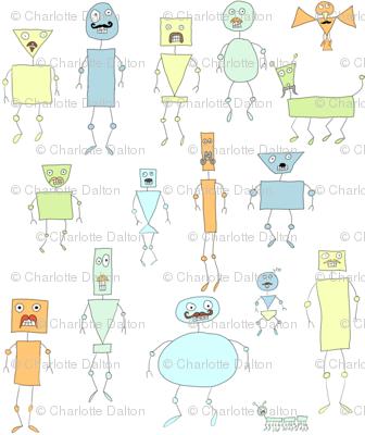 Mo-bot pastel cool