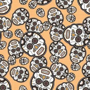 Sugar Skulls - Marigold
