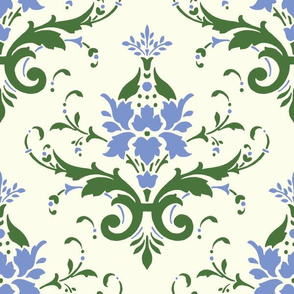 Victorian Flourish (multi)