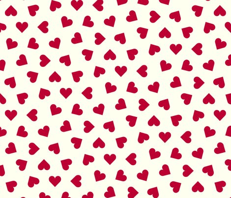 Rrr1_inch_scattered_lipstick_red_hearts_on_cream_shop_preview