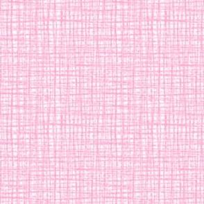 Blush Pink Linen Weave