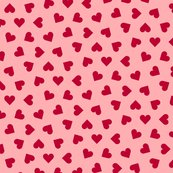 Rrr1_inch_scattered_lipstick_red_hearts_on_pink_shop_thumb