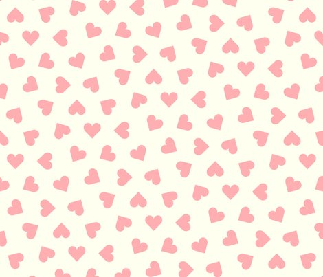 Rrr1_inch_scattered_pink_hearts_on_cream_shop_preview