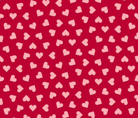 Rrr1_inch_scattered_pink_hearts_on_lipstick_red_shop_preview