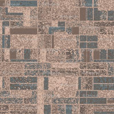 Terrace Wall 2 © Gingezel™ 2013