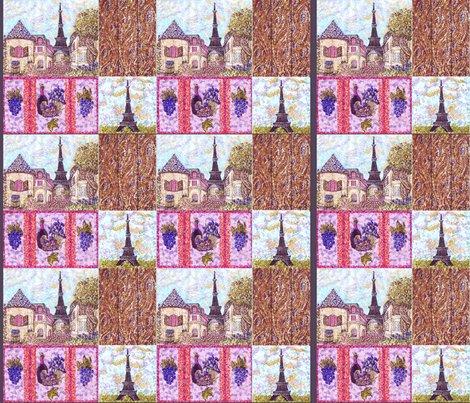 Parisinspiredpointillismgrapeswinewoodrevised3fabric42x36_013013_shop_preview