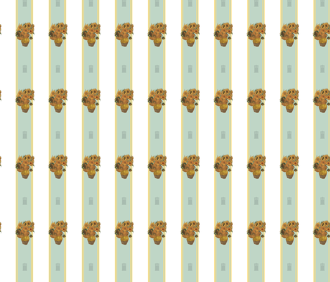 Vincent2 fabric by morrigoon on Spoonflower - custom fabric