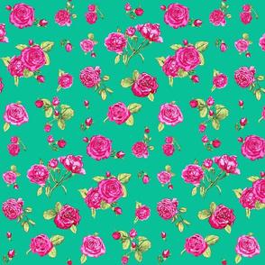 roses emerald