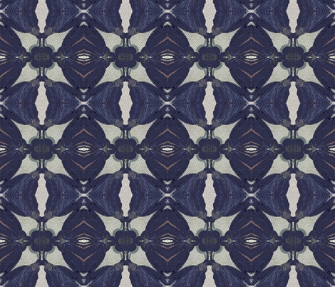 Night Bloomer fabric by susaninparis on Spoonflower - custom fabric
