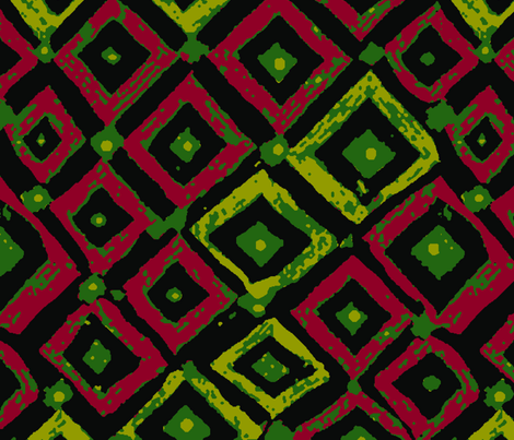 african_textile_final fabric by de_froy on Spoonflower - custom fabric