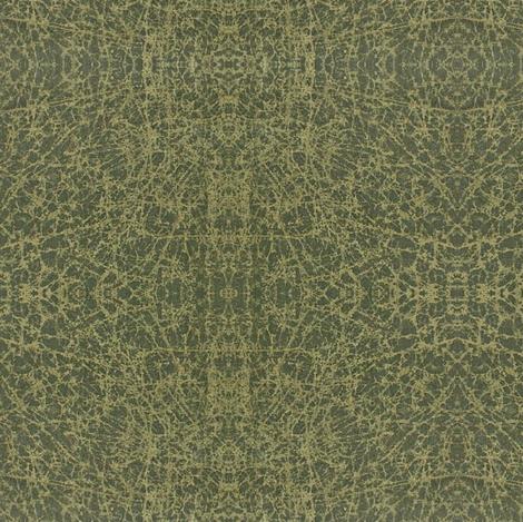 Old Scroll - slate (mirror pattern)
