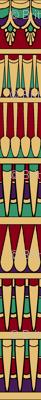 Egyptian Collar Stripe