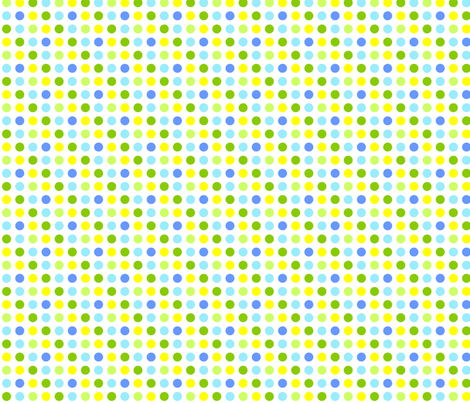 Spring 3 fabric by idaahlström on Spoonflower - custom fabric