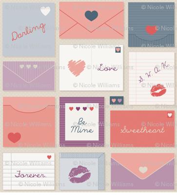 Sweetest Love Letters
