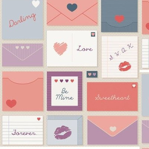 Sweetest Love Letters
