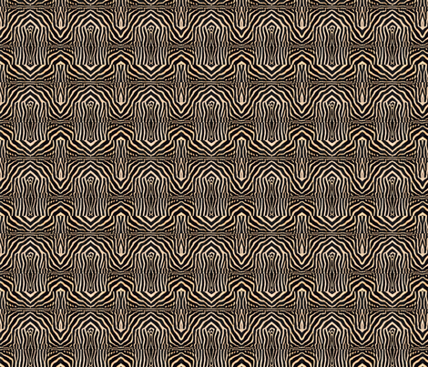 Zebra_print-ed fabric by penelopeventura on Spoonflower - custom fabric