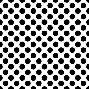 "1/2"" Dots"