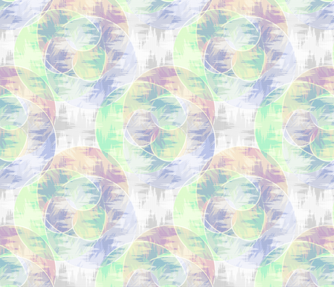 rainrcycle fabric by glimmericks on Spoonflower - custom fabric