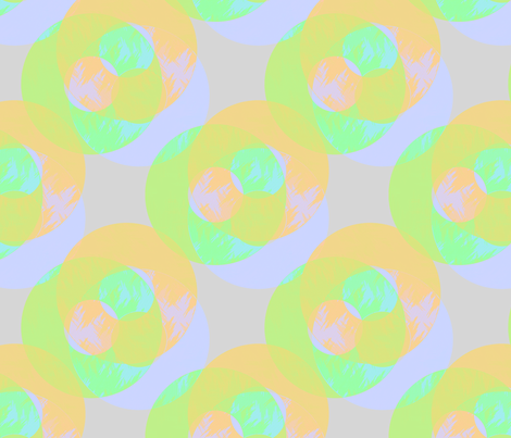 sorbetcycle fabric by glimmericks on Spoonflower - custom fabric