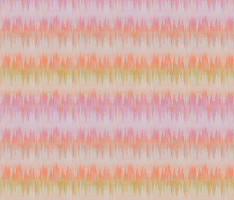 twilight_ikat fabric by glimmericks on Spoonflower - custom fabric