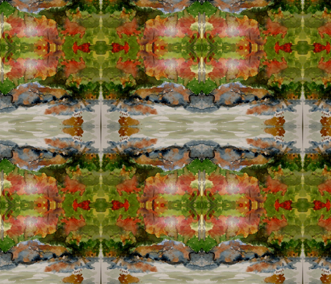 freakie dashiki 2 fabric by chartzy on Spoonflower - custom fabric