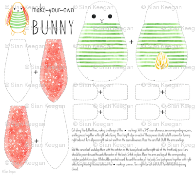 Make-Your-Own Bunny