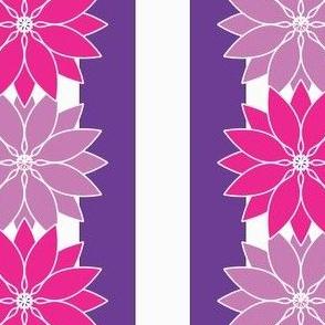 Large_Hot_Pink_Lotus_Stripes