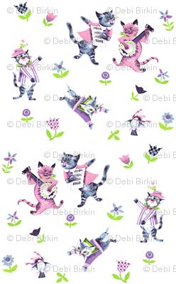 banjo cats