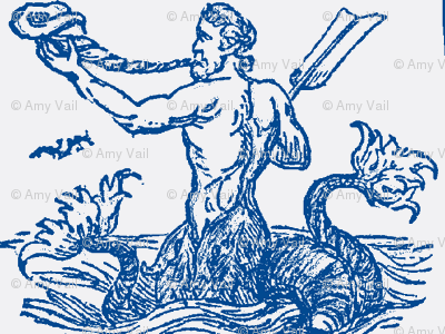 Poseidon Blue