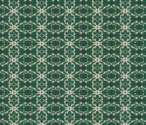 Emerald Isle fabric by ravynscache on Spoonflower - custom fabric
