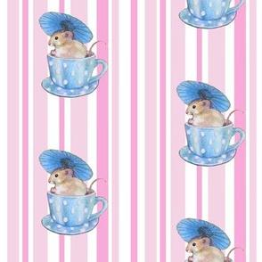 parasol mouse rosa