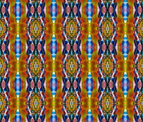 Psychadelic Silks fabric by ravynscache on Spoonflower - custom fabric