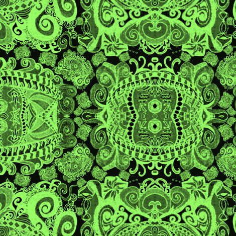 mjs_your_paisley_eyes_3 fabric by spontaneouscombustion on Spoonflower - custom fabric