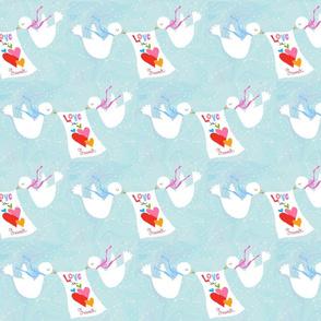 Love Bird Letters