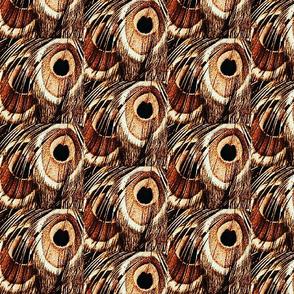 SIERRA  PEACOCK SPOTS