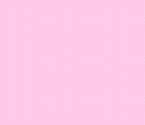 Tiny_White_Dots_Pink_Fabric fabric by free_spirit_designs on Spoonflower - custom fabric