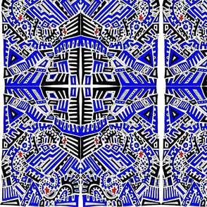 Blue Maze