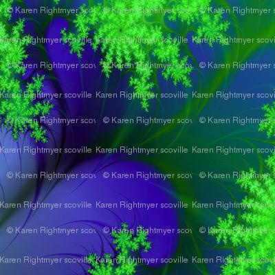 fractal leaves