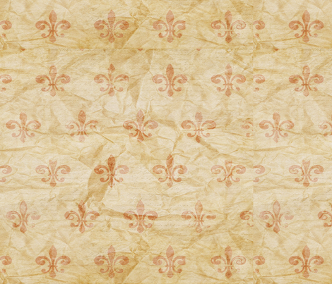 Nola Original Fleur_de_Lis_Pattern fabric by nola_original on Spoonflower - custom fabric