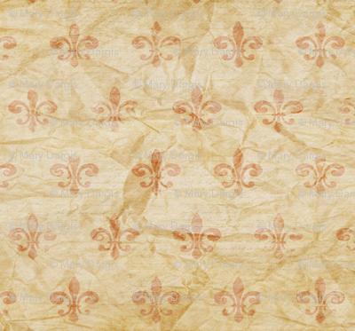 Nola Original Fleur_de_Lis_Pattern