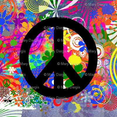 Peace in Retro