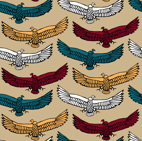 Vulture Multi-Color