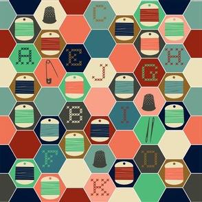 grid stitching