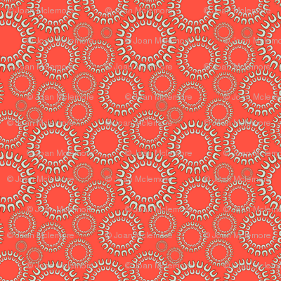 Dancing Dots Coral