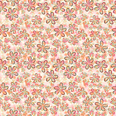Floral Pink Ditsy